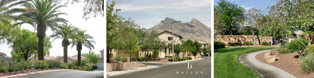 The Arbors Summerlin Las Vegas Real Estate