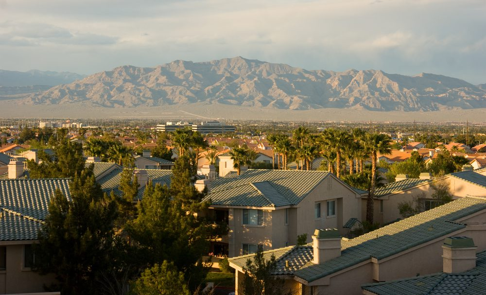 Summerlin Homes in The Trails