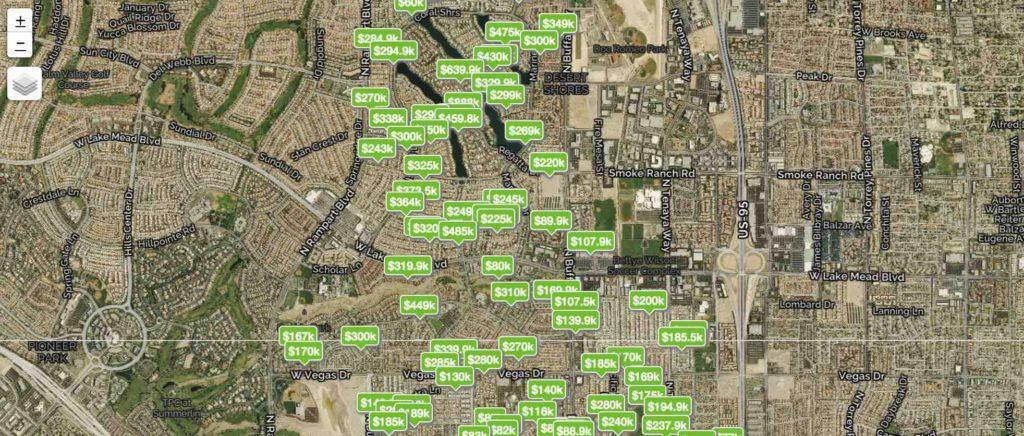 89128 Las Vegas Homes For Sale by Zip Code