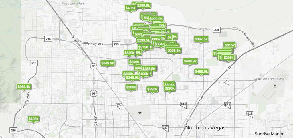 Nellis air force base zip code