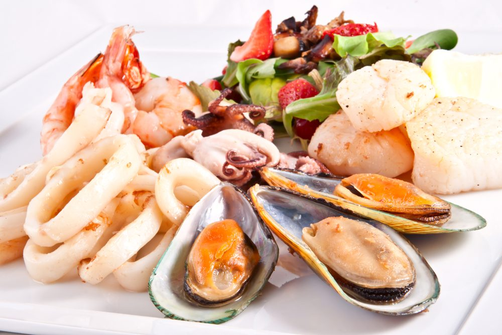 BEST SEAFOOD IN LAS VEGAS