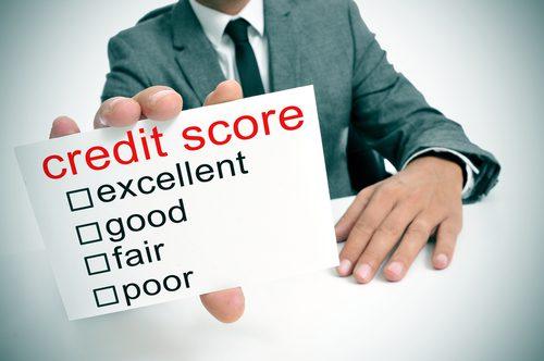 Credit Score Card