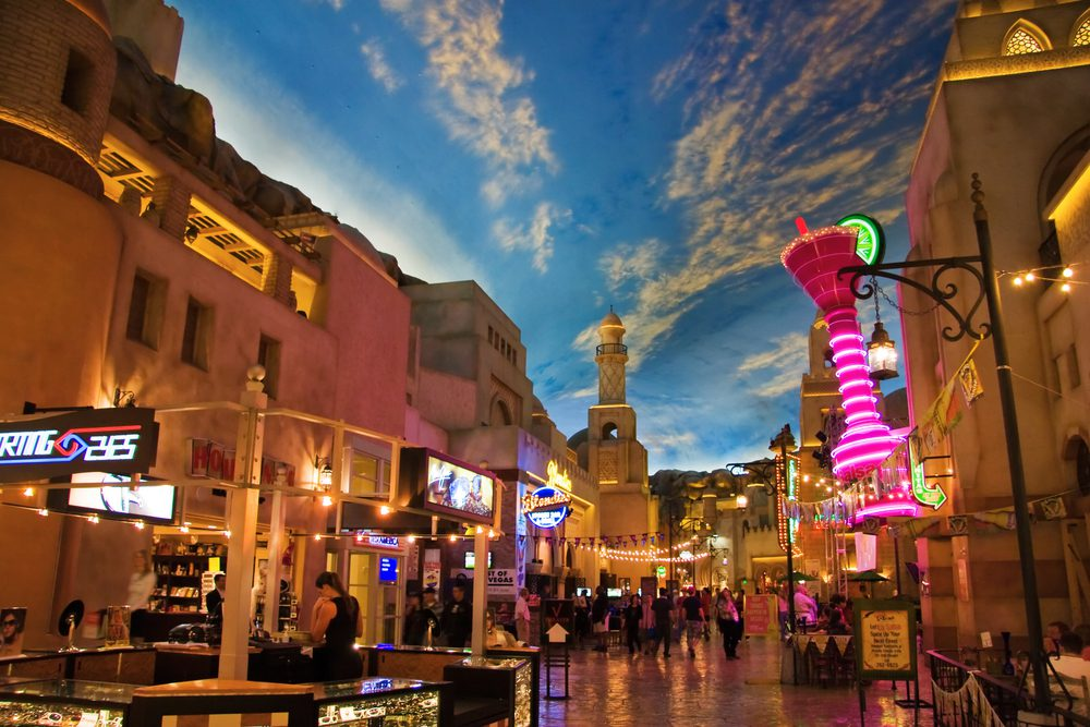 Las Vegas Shopping Malls