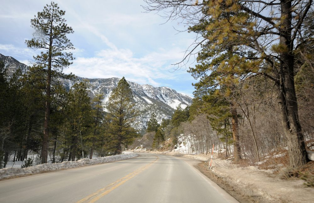 Mount Charleston, Las Vegas Nevada