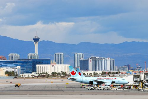 Car rental in las vegas nevada airport