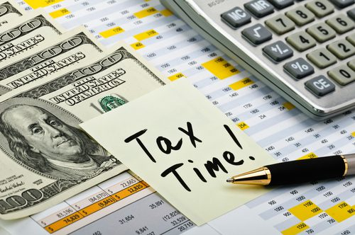 Real Estate Agent Tips for Tax Time