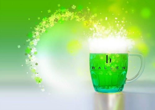 Green Beer Pub Crawls