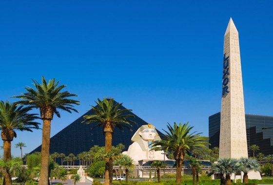 The Luxor Las Vegas