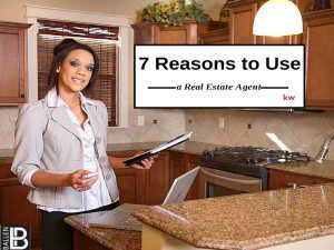 7 Reasons to use an agent