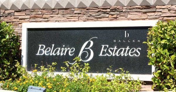 belaire estates at the hills in summerlin las vegas