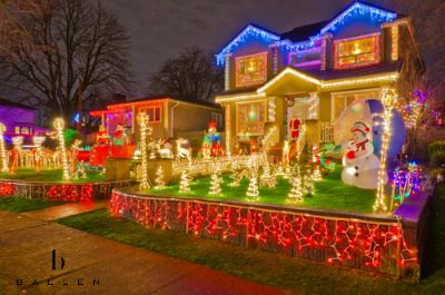 Best Christmas Light Displays in Vegas | Interactive Map