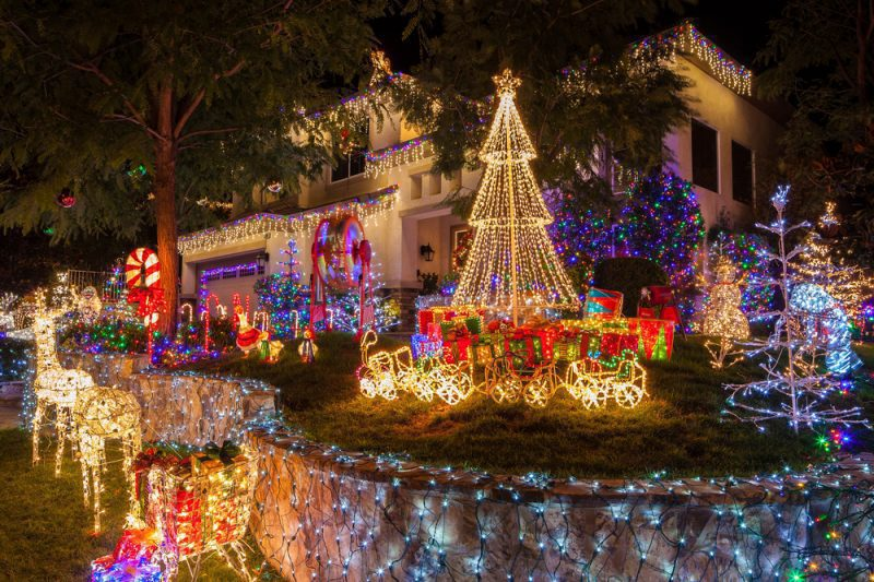Best Christmas Light Displays in Las Vegas and Henderson | 2017 ...