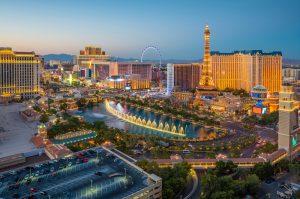 Las Vegas City Strip, Hotels, Real Estate