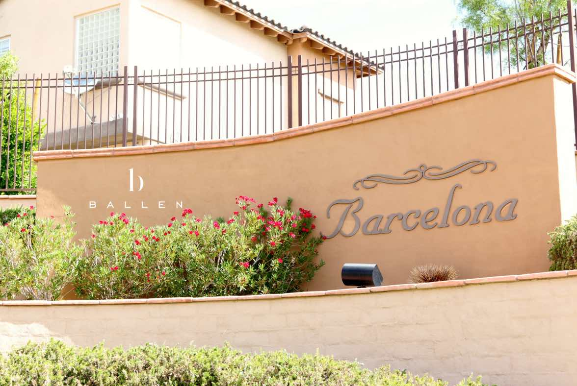 Check out Barcelona at The Paseos!