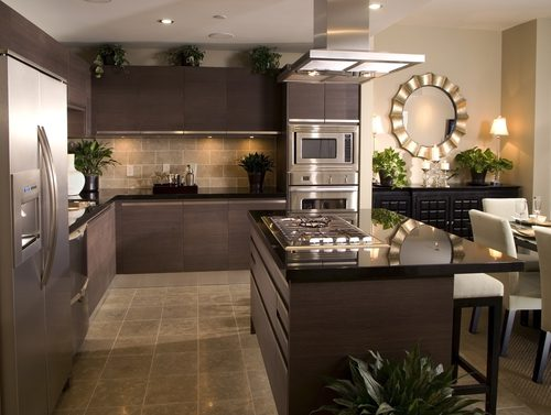 Nice Kitchen is a home, could be for sale in Las Vegas