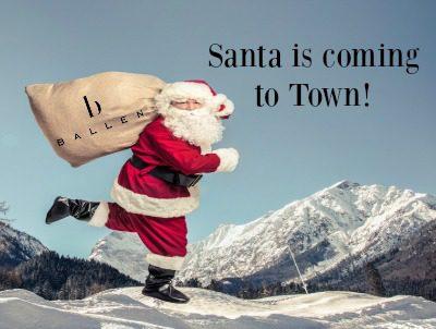 Santa Coming to Town sm