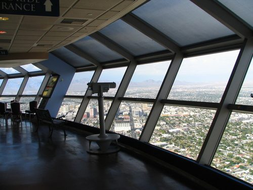 Stratosphere Observation desk