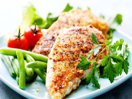 All Natural Chicken Breast - Mighty Proteins