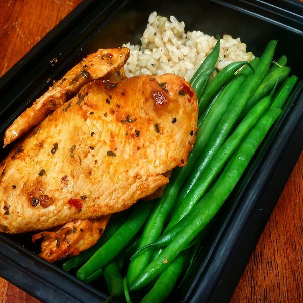 Fit Prep - Red Hot Chicken Breast
