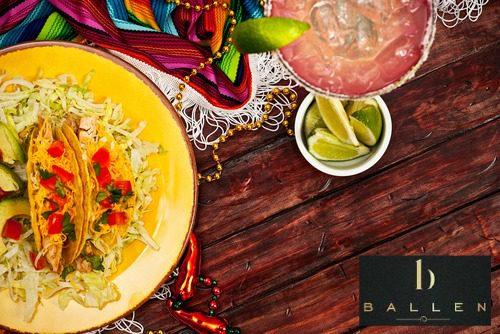 Cinco De Mayo Food and Drink