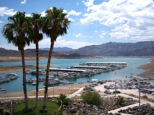 Lake Mead Boating