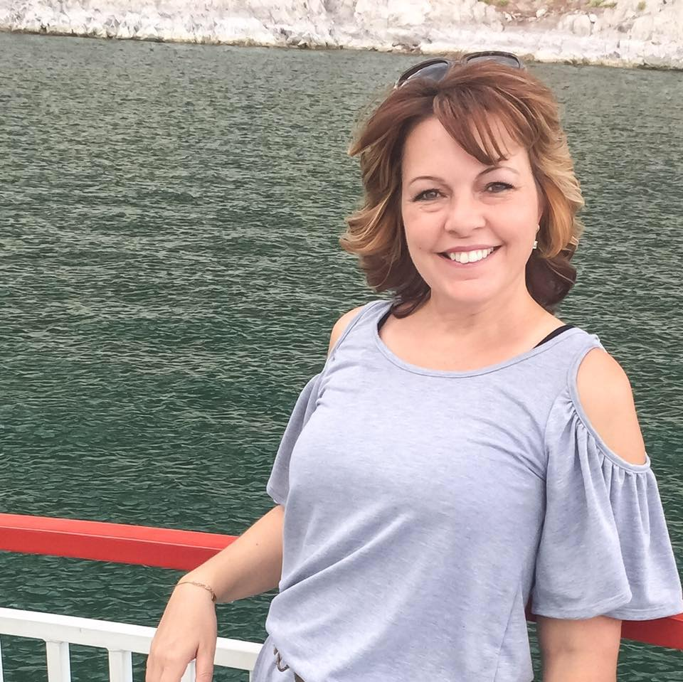 Lake Mead Cruise Picture of Lori Ballen