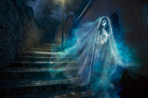 Las Vegas Ghost 3