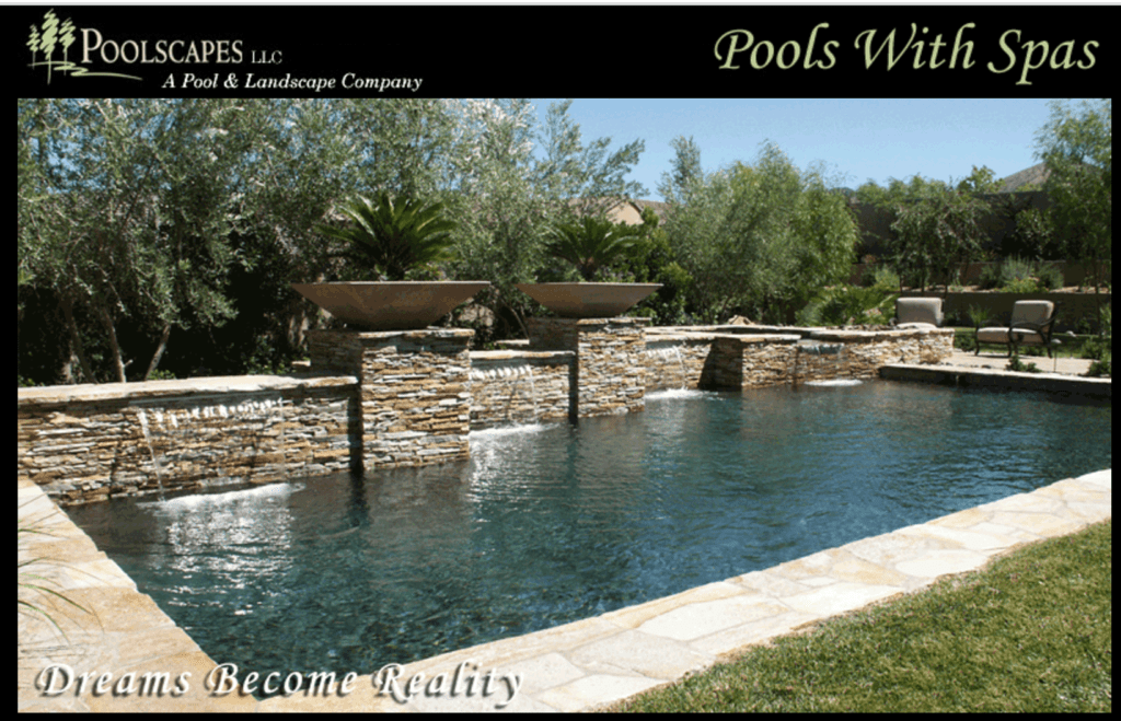 Poolscapes Inc Las Vegas Pool Contractor