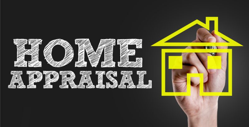What you need to know about appraisal value and what can for House appraisal