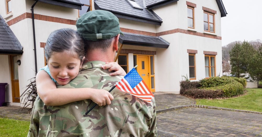 Home is possible for Heroes, Child and Soldier