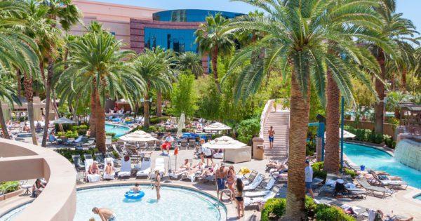 Best Pools In Las Vegas 2017 Video