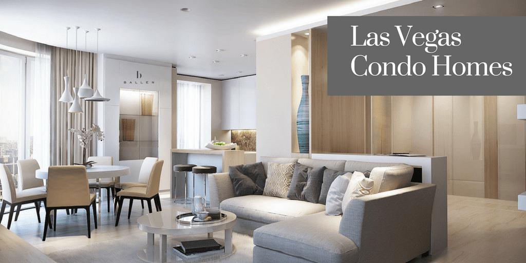 Condo Homes for Sale in Las Vegas