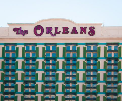 The Orleans Hotel and Casino in Las Vegas, Nevada 89103