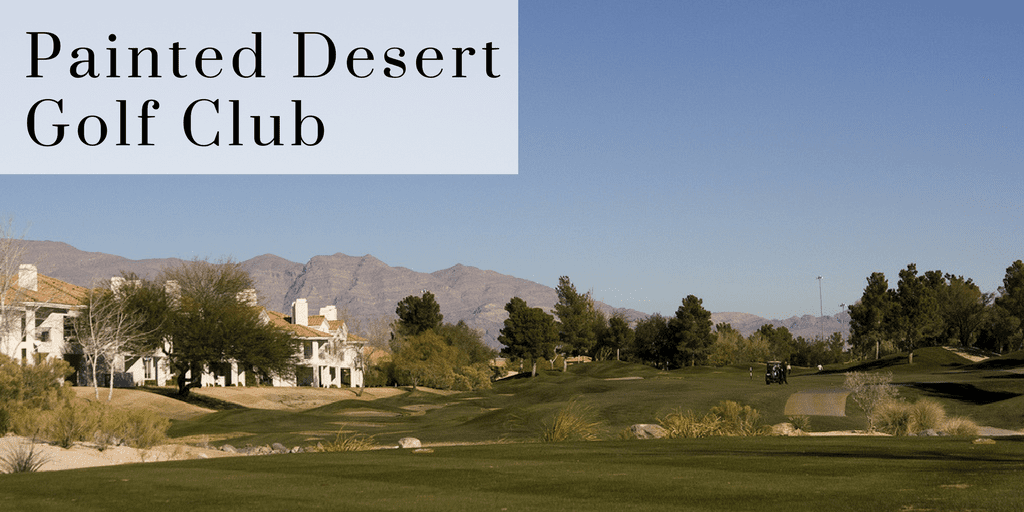 Homes for Sale on the Golf course in Painted Desert