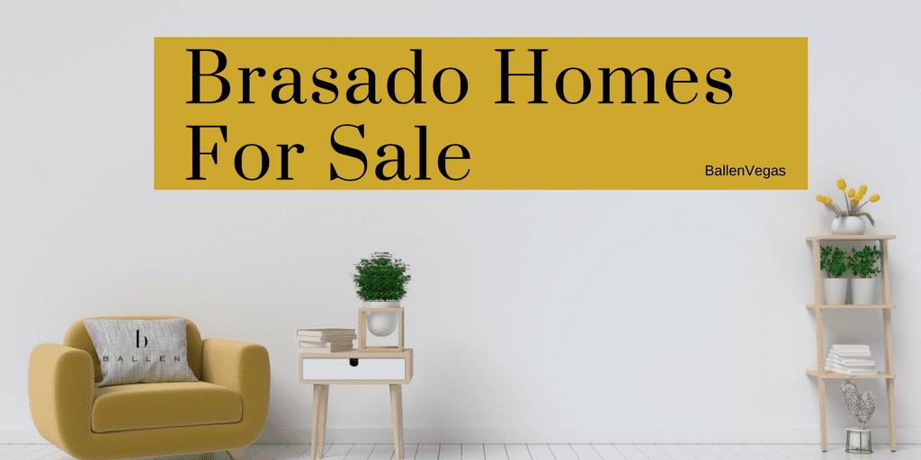 Welcome to Brasado, a Southern Highlands Neighborhood.