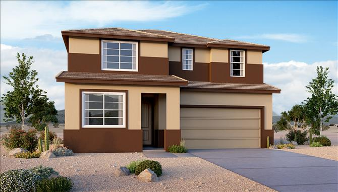 front of orion plan model home by beazer homes in san gregorio - Lake Ridge Beazer Homes Floor Plans