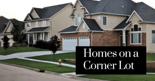 homes on a corner lot 2017 current listings