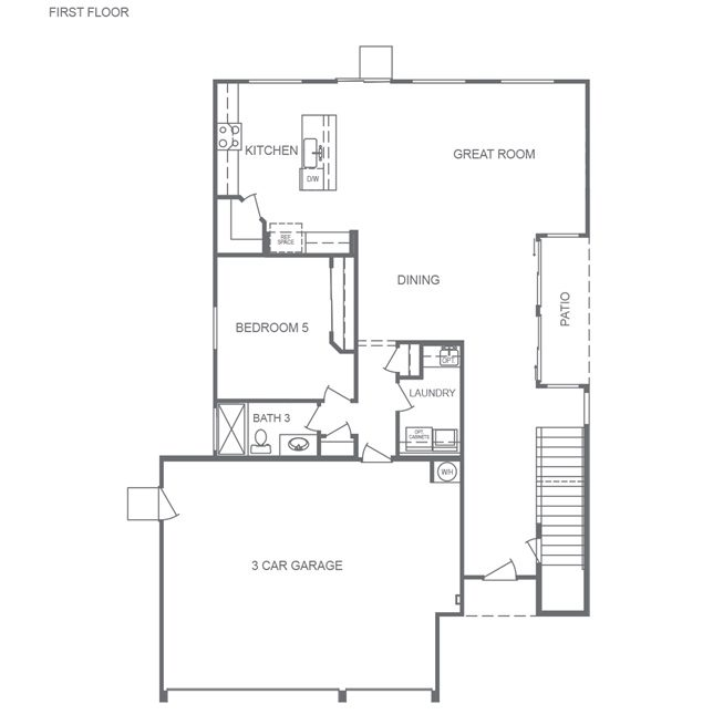 Artesian Cove Model Floorplan 2980