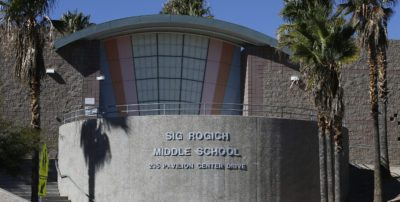 Sig Rogich Middle School Building