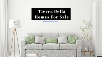 Tierra Bella Homes For Sale
