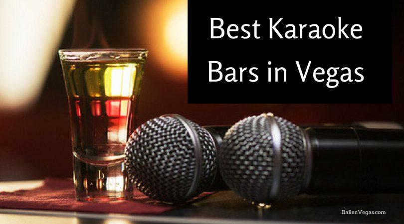 Karaoke Las Vegas | Find a Karaoke Bar 2019