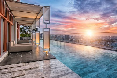 Homes In Las Vegas With An Infinity Pool 2019