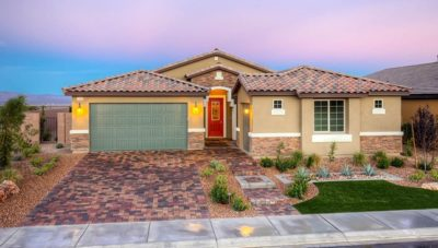 Bristlecone Ranch Model Home