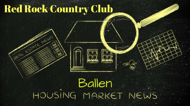 Red Rock Country Club Housing Market Report