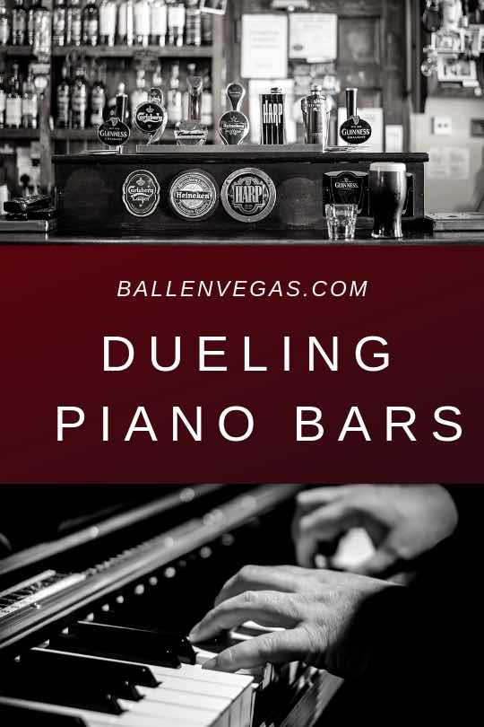 While the stalwart, big budget Vegas mainstays of music are easy enough to find, you would be doing yourself a disservice if you didn't mosey into a dueling piano bar. At a dueling piano show, you can expect comedy, audience participation, and an excellent display of musical skill. Don't cheat yourself out of a great experience, a trip to any of the bars on this list is guaranteed to lead to a good night.