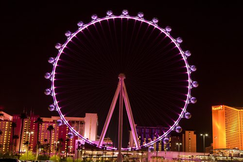 The LINQ High Roller