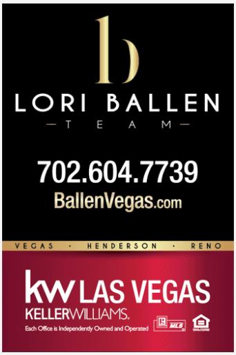 Lori Ballen Team Las Vegas