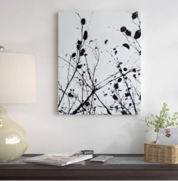 Watch your walls come alive with East Urban Home's art canvas featuring gallery wrapped edges and a matte finish, it adds a perfectly polished touch to your room.
