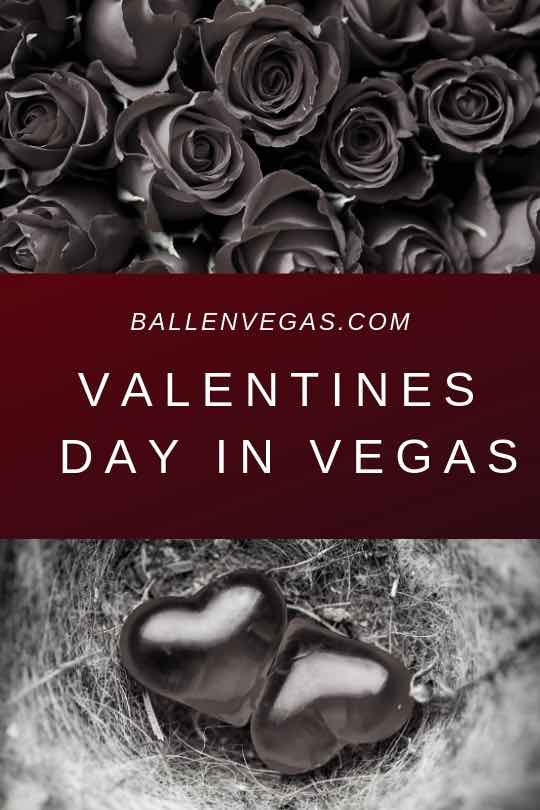 Things to do in Vegas for Valentines Day