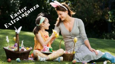 You'll have fun partaking in the Easter egg hunt around the Village square center, complimentary photos with the Easter bunny, festive face painting, an energetic petting zoo, riding motorized animals, a balloon twist maker, springtime crafts, a Disc Jockey, prizes, and cookie decorating for only $1.